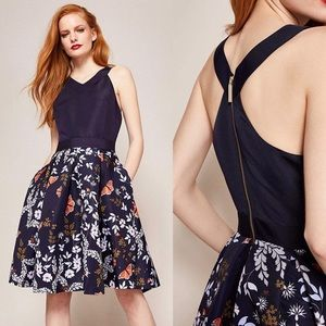 NWT Ted Baker Kyoto Gardens Cocktail Dress